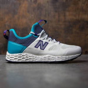 New Balance Men Fresh Foam Trailbuster MFLTBDWP (white / powder / galapagos / purple)