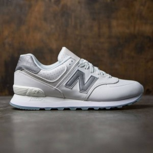 New Balance Men 574 ML574SYH (gray / nimbus cloud / white)