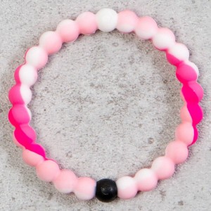 Lokai Bracelet- Breast Cancer 2017 (pink)