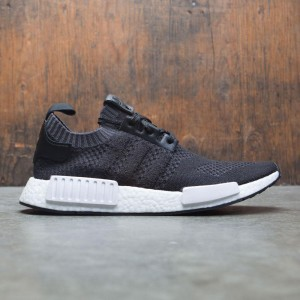 Adidas Consortium x A Ma Maniere x Invincible Men NMD R1 Sneaker Exchange (black / night grey)