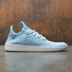 Adidas x Pharrell Williams Men Tennis Hu (blue / icey blue / tactile blue)