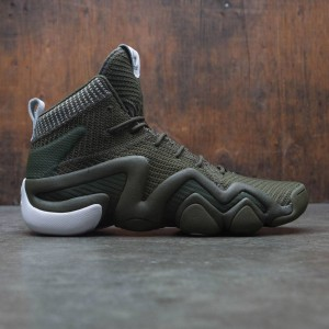 Adidas Men Crazy 8 ADV Primeknit (olive / night cargo / footwear white)
