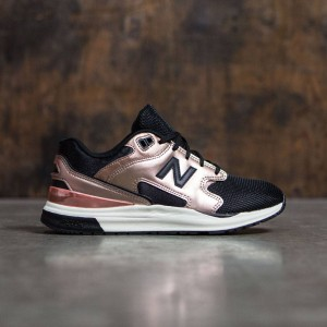 New Balance Women 1550 Molten Metals WL1550MC (pink / metallic rose / black)