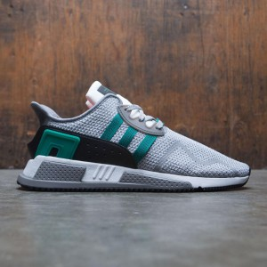 Adidas Men EQT Cushion ADV (gray / sub green / footwear white)