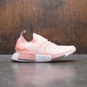 Adidas Women NMD R1 STLT PK W (orange / clear orange / cloud white)