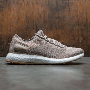 Adidas Men PureBOOST (khaki / clear brown / trace khaki)