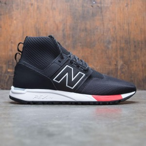 New Balance Men 247 Mid MRL247OF (black / white)