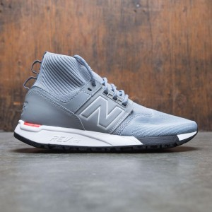 New Balance Men 247 Mid MRL247OD (gray / white)