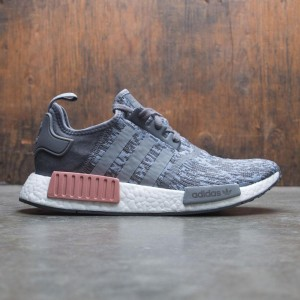 Adidas Women NMD R1 W (gray / grey three / raw pink)