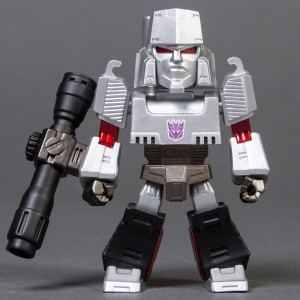 BAIT x Transformers x Switch Collectibles Megatron 4.5 Inch Figure - Original Edition