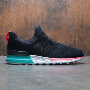 New Balance Men 574 Sport MS574DOA (black / tidepool)
