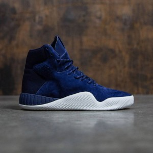 Adidas Big Kids Tubular Instinct (navy / dark blue / vintage white)