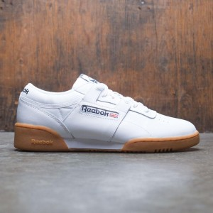 Reebok Men Workout Low (white / gum)