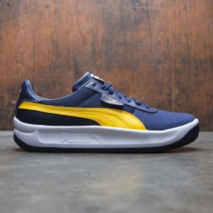 Puma Men California Casual (blue / peacoat / yellow)
