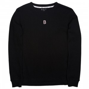 BAIT Women Fishtail Sweater (black)