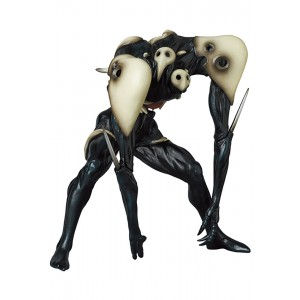 PREORDER - Medicom VCD Evangelion 4th Angel Figure (black)
