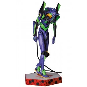 PREORDER - Medicom VCD Evangelion Shogo-ki New Color Ver. Figure (purple)