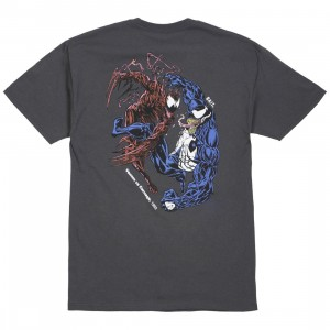 BAIT x Marvel Comics Men Carnage Vs Venom Tee (gray)
