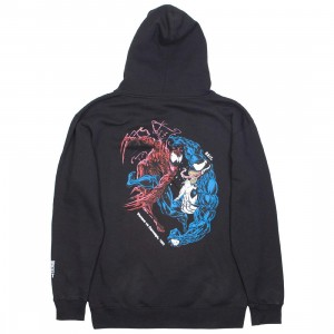 BAIT x Marvel Comics Men Carnage Vs Venom Hoody (black)