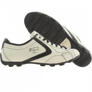 Valsport Rugby Low Leather (ivory / black)