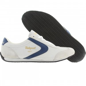 Valsport Soft Leather (white / blue)