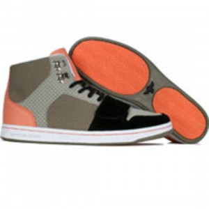 Creative Recreation Womens Cesario (ash / cement / salmon / black)