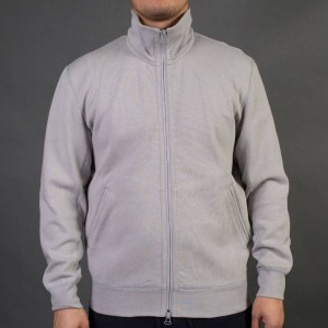Adidas x Wings + Horns Men Bonded Linen Firebird Track Jacket (gray / solid grey)