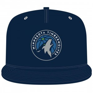 Nap Cap x NBA Minnesota Timberwolves Indoor Pet House (black)