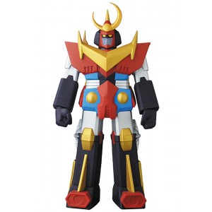 PREORDER - Medicom Zambot 3 Retro Toy Color Version Sofubi Figure (red)