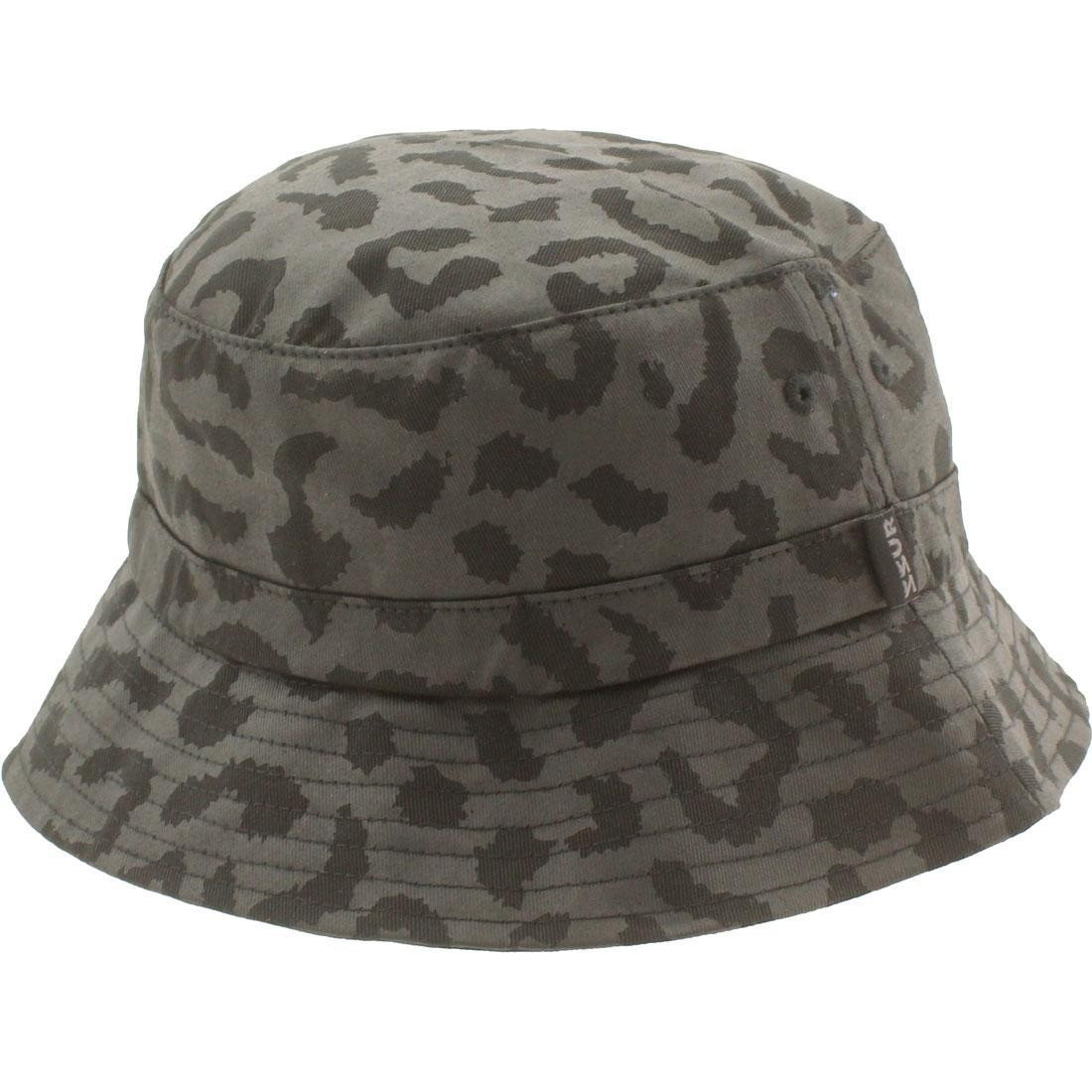 8cad1b1a6 Obey Uplands Bucket Hat (Gray / Camo) - When