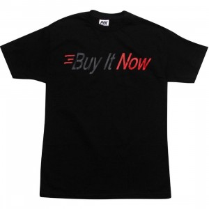 Playing For Keeps Buy It Now Tee (black)