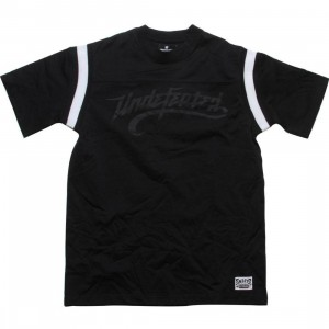 Undefeated Football Top (black)