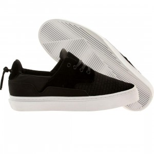 Clear Weather Men The Eighty Low Top (black / woven)