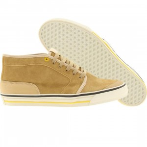 Cause Middle Cut Chukka (beige)