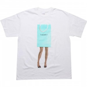 Caked Out Take Me Home Tee (white)