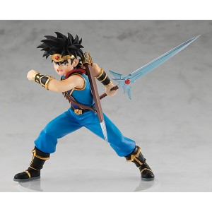 PREORDER - Good Smile Company Pop Up Parade Dragon Quest The Adventure of Dai - Dai Figure (blue)