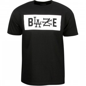 Famous Stars and Straps Men RS Blaze Tee (black)