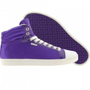 Cipher Libertine (purple satin)