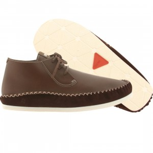 Cause Wave Moccasin (brown / brown)