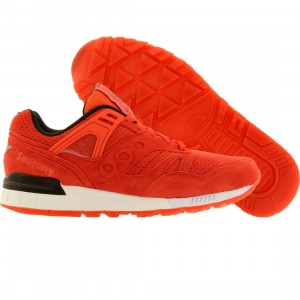 Saucony Men Grid SD - No Chill Pack (red)