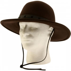 Brixton Clay Hat (brown / chestnut)