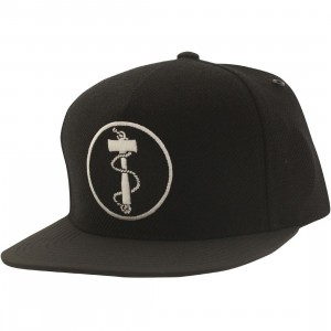 Focused Space The Coin Adjustable Cap (black)