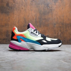 Adidas Women Falcon (yellow / hi res yellow / core black)