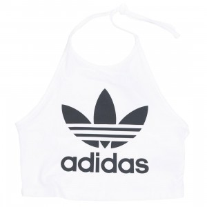 Adidas Women Trefoil Tank Top (white)