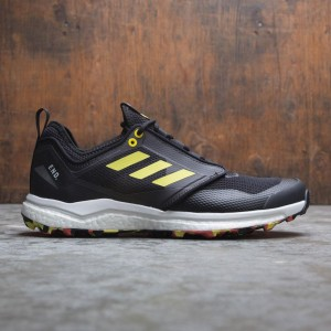 Adidas Consortium x END Men Terrex Agravic XT (black / core black / bright red)