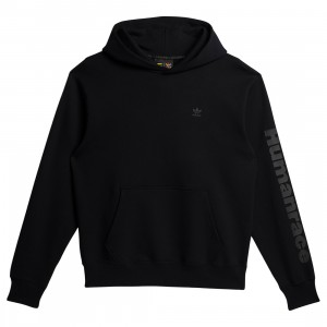 Adidas x Pharrell Williams Men Basics Hoodie (black)