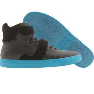 AH By Android Homme Propulsion High Eva (black / turquoise)