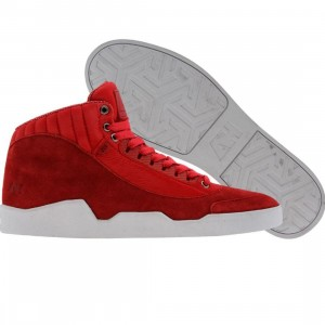 AH By Android Homme Athletic Mid (red suede)