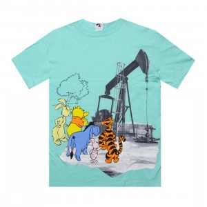 Akomplice Oiled Tee (mint) - PYS.com Exclusive