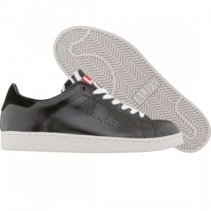 ALIFE Court Cup - Leather (black / white)